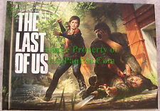 The Art Of The Last Of Us 1st Print Naughty Dog Studios Hardcover NEW UNREAD