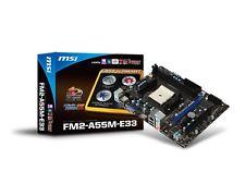 AMD A6 5400K DUAL CORE APU CPU MSI A55 MOTHERBOARD ATI 7660D COMBO KIT HDMI UEFI