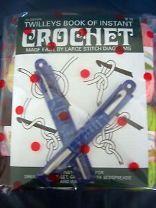 LEARN TO CROCHET STARTER SET **GIFT WRAPPED** WOOL,HOOKS & BOOK, IDEAL GIFT**