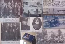 PA STATE POLICE HISTORY HIGHWAY PATROL TROOPER OFFICER FORCE CAR MOTORCYCLE COP+