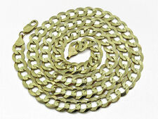 10k Solid Gold  Cuban Chain 30 Inches long, app. gold wt is 58.22 gms.