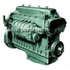 Detroit 6-71 Remanufactured Diesel Engine Long Block Engine
