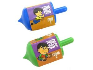 (2) Pack Kids Toma Todo Plastic Traditional Mexican Game