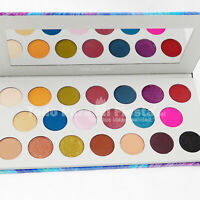 Okalan Eyeshadow Palette Mystical Makeup High Pigment Saturated Summer Colors