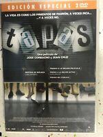Tappi DVD Jose Corbacho Juan Croce Ed. Speciale 2 Dischi Video Antonio Orozco Am