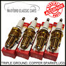 18mm Accuspark triple ground,copper Spark Plugs AF7C, F7YC,AP6FS for Ford Pinto