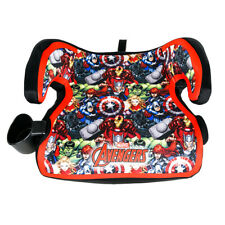 Kids Embrace Marvel Avengers Backless Booster Car Seat for Kids 4 Years and Up