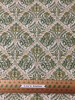 """Morris"" a 1981 Sanderson Fabric - Curtain Weight - 1/2 metre x 120 cm wide"