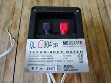 MB QUART QL C304 CTR Center Channel speaker crossover