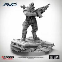 Alien vs Predator (AVP): USCM Officer Set PIC201309
