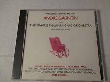 Andr'e Gagnon and the Prague Philharmonic  Christmas (1996 CD)