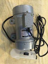 Concrete Vibrator Vibration Motor 1/3hp .28kw NoTax No Duty Ships from Canada