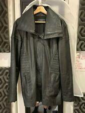 SKINGRAFT Mens Leather Midnight Jacket FW 2010 - L - almost vintage!