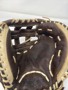 "Rawlings CCMFP Women's Champion Series Catchers Glove Mitt RHT FP Softball 29"""
