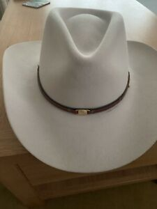 Genuine stetson cowboy hat