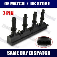 IGNITION COIL PACK FOR VAUXHALL OPEL ASTRA J CORSA D MERIVA B 1.2 1.4 55579072
