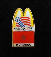 Romania Colorful Romanian Europe Country Flag ~ McDonalds World Cup Soccer Pin