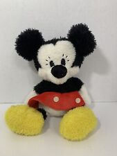 """Disney Little Ones plush Minnie Mouse toy beanbag stuffed toy 12"""""""