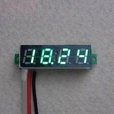 """0.28"""" 4.00-30V DC 4 Digital LED Voltmeter Panel Volt Meter 5v 9v 12V 24V car G-"""