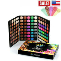 HOT! Pro EyeShadow 120 colors Makeup cosmetics Palette Shimmer Matte Eye shadow