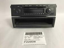 PORSCHE CAYENNE 957 AUDIO RADIO RECEIVER CDR23 HEAD UNIT 7L5035186f