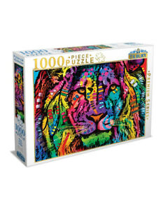 Tilbury Premium Series 1000 Piece Jigsaw Puzzle - King of the Jungle
