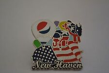 2016 NEW HAVEN MISSOURI PEPSI HOT AIR BALLOON HAT PIN Presidential Election