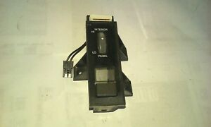 85-92 FIREBIRD TRANS AM FORMULA S/E GTA HEADLIGHT INTERIOR DIMMER SWITCH #3