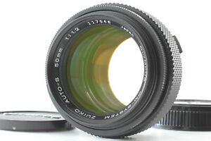 【Mint】 Olympus OM System Zuiko Auto S 50mm f1.2 from Japan #531