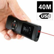 40M Portable Mini Handheld Smart Digital Laser Distance Meter Range Rangefinder