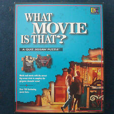 jigsaw puzzle What Movie Is That? BGI 252 large diabolical pcs