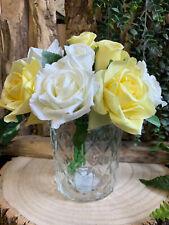 Honeycomb Glass Vase Decorative Flower Pot Container Vintage Wedding Centrepiece