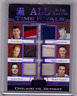 MIKITA HULL HALL GORDIE HOWE SAWCHUK ULLMAN 17/18 In The Game-Used Patch Jersey