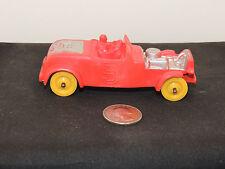 Auburn Red Rubber #5 Race Car 512 on Back fender Plate area (11447)