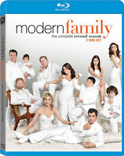 Modern Family . The Complete Season 2 . Ed O'Neill . Two Staffel . 3 Blu-ray NEU