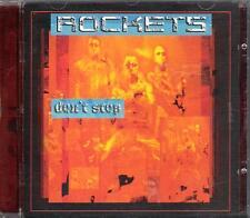 """ROCKETS - RARO CD ITALY FUORI CATALOGO """" DON'T STOP """""""