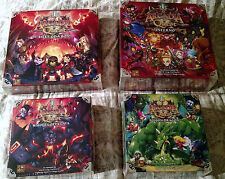 Arcadia Quest Inferno Hell of a Pledge Kickstarter NEW CMON Cool Mini or Not
