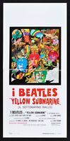 : Yellow Submarine The Beatles Lennon Ringo Star George Harrison L102