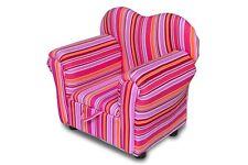 Boys & Girls' Striped Armchairs for Children