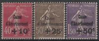 "FRANCE STAMP TIMBRE N° 266/68 "" SEMEUSE 4ème SERIE C.A.1930 "" NEUF xx TTB M744"
