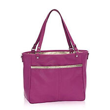 BN Thirty one Jewell Townsfair reversible metallic Tote bag purse 31 gift palace