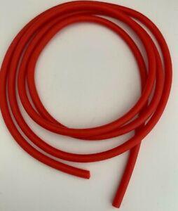 1 Meter Red Latex Rubber Tube Slingshot Catapult Band Elastic 2x5mm 1M