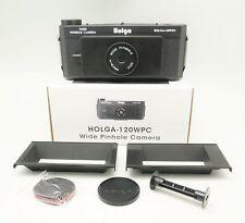 Holga Used 120WPC Wide Pinhole Camera 120 Format Film Camera Panoramic