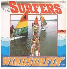 """Surfers-Windsurfin'/Nite at the beach/7"""" Single von 1978"""
