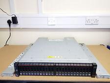 IBM STORWIZE 21.6TB V7000 2U 8Gbps Fibre Channel 1Gbps iSCSI SAN Storage Array