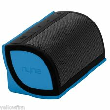 Nyne Mini Speaker Bluetooth Portable Wireless MP3 iPhone iPad Tablet Rechargable