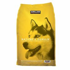 Kirkland Signature Nature's Domain Beef Meal & Sweet Potato Dog Food; 35 lbs.