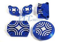 BLUE CNC ENGINE DRESS UP KIT Modified CRF50 XR XR50 70 LIFAN 125CC MOTOR H DU02
