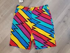 new LOUDMOUTH Captain Thunderbolt shorts 36