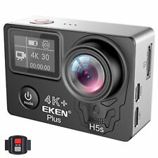 EKEN H5S PLUS ACTION CAMERA 4K EIS REMOTE CONTROLLER WIFI TOUCH SCREEN 170°